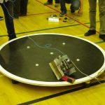 Prairie Sumo bot battle